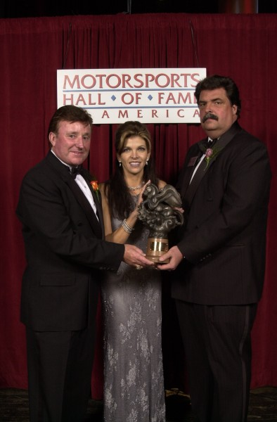 Richard-Childress--Teresa-Earnhardt-and-Mike-Helton
