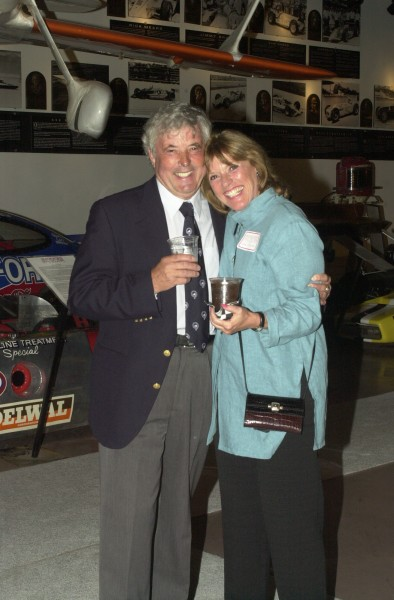Brian-Redman-and-Lyn-St-James