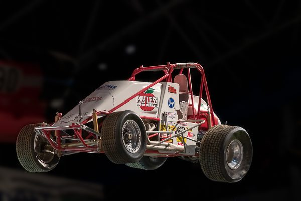 NEWS: The MSHFA and Museum Shines: 1996 and 1997 Champion USAC National Sprint Car