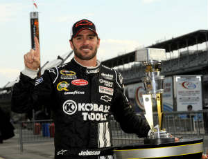 Jimmie Johnson - - Photo: The Sharpe Image