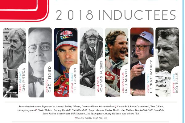A Night of Icons: 30th Annual Motorsports Hall of Fame of America Induction Ceremony Presented by Bridgestone