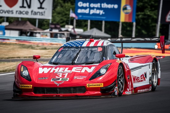 Whelen DP Corvette