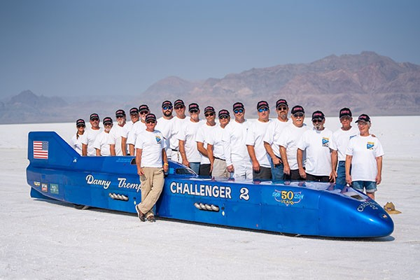 NEWS: Challenger II Motorsports Hall of Fame of America Bound