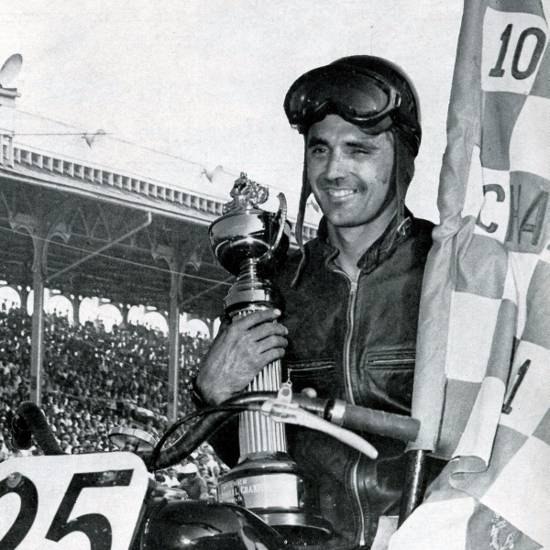 AMA Dirt-Track Ace Everett Brashear To Be Inducted Into MSHFA